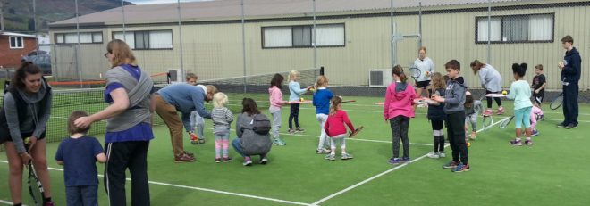 "Taieri Hot Shots Coaching – ""Have-a-go"" Day Saturday 29th Sept. 10:30 – noon"